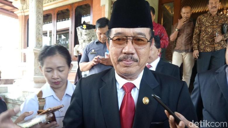 Wakil Gubernur Bali Tjokorda Oka Artha Ardana Sukawati (Cok Ace) (Aditya Mardiastuti/detikTravel)