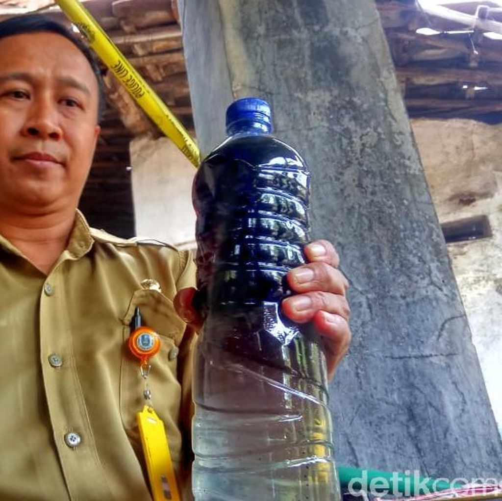 Sumur Warga Tercemar BBM, ESDM Jatim Pastikan Tak Ada Sumber Minyak