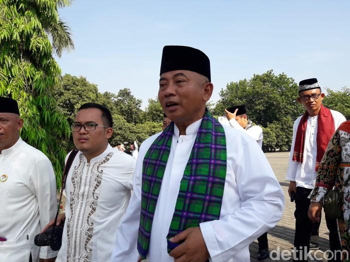 Walkot Bekasi Rahmat Effendi alias Bang Pepen (Isal-detik)