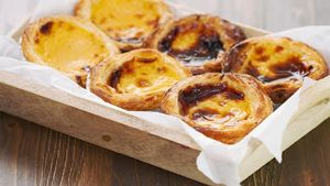 Dipengaruhi Kuliner Inggris dan China, Hong Kong Punya Kue Tradisional Enak