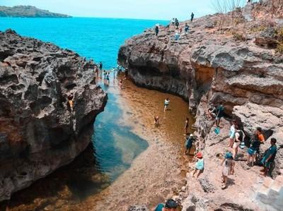 Pantai-pantai Ajaib di Nusa Penida