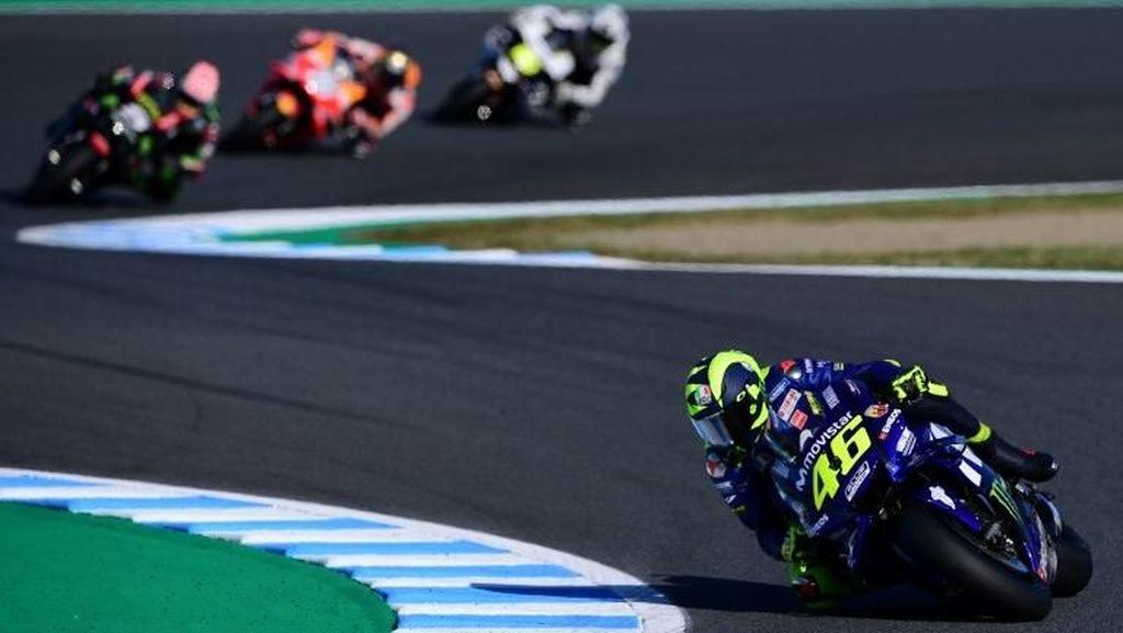 Membaik di Thailand, Yamaha Kecewakan Rossi Lagi