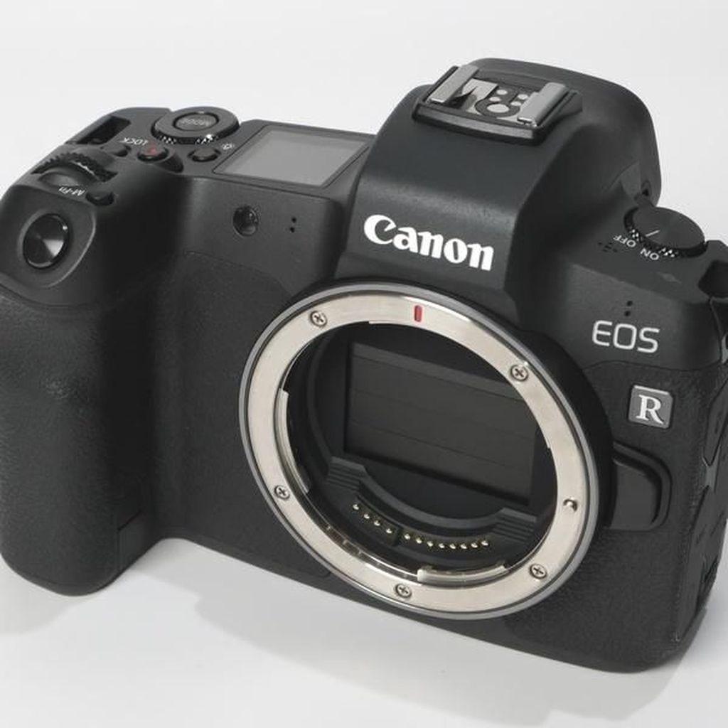 EOS R, Babak Baru Canon di Ranah Mirrorless