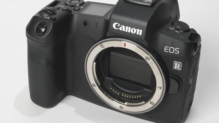 Canon EOS R. (Foto: Dok. Erwin Mulyadi)