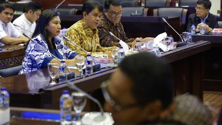 DPD Sebut Prolegnas Prioritas 2018 Masih Banyak Persoalan