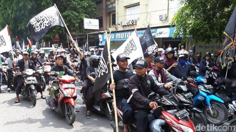 Ramai Aksi Bela Kalimat Tauhid, MUI Solo: Serahkan Kasus ke Polisi