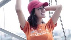 Susan Sameh Salah Tingkah Disebut Pacaran dengan Arsyah Rasyid