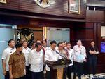 Wiranto: Pembakaran Terjadi karena Ada Kalimat Tauhid di Bendera HTI