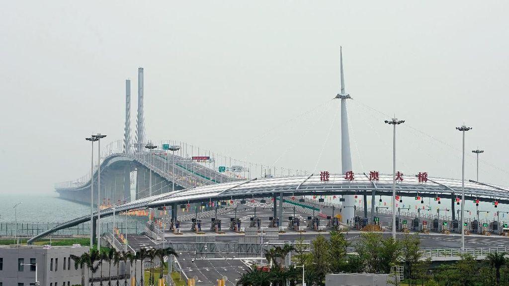 9 Jembatan Terpanjang di Dunia, 6 dari China!
