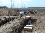 Puluhan Makam Terdampak Proyek Bandara Kulon Progo Direlokasi