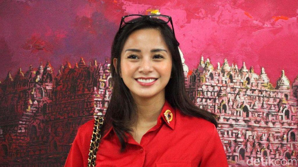 Kirana Larasati Liburan ke Bali demi Lepas Kangen sama Anak