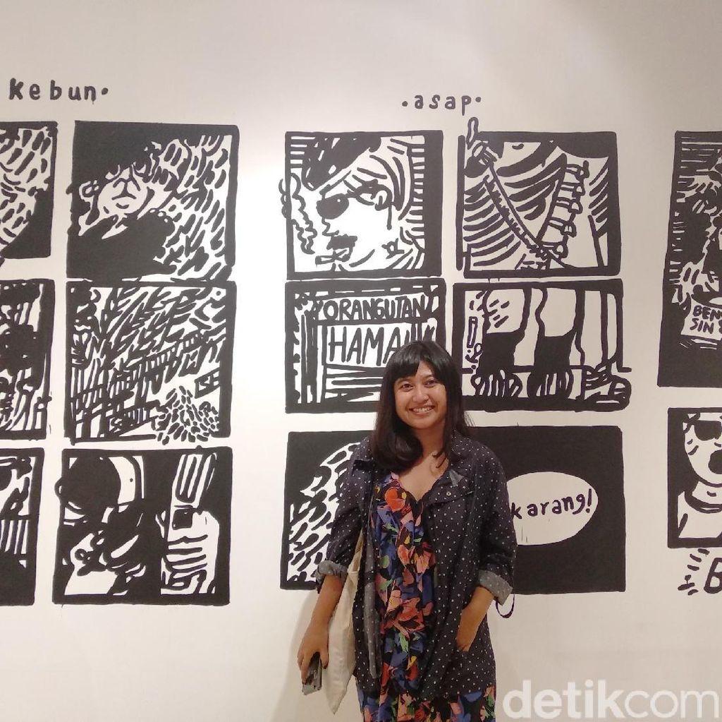 Cerita Annisa Rizkiana Buat Zine Terinspirasi Hidup Anak Bantaran Kali