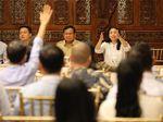 YouTuber dan Vlogger Kumpul di Rumah Prabowo Subianto