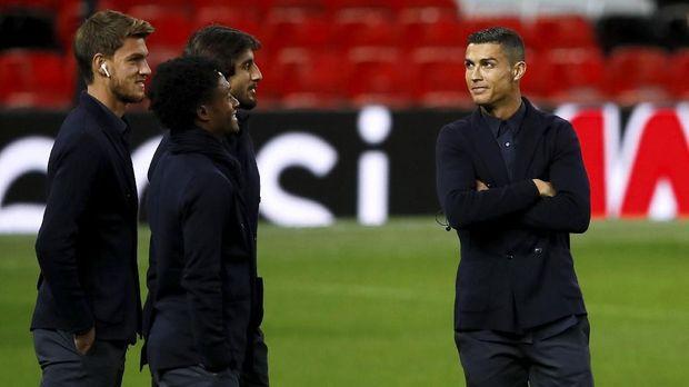 Cristiano Ronaldo membuktikan bahwa dirinya tetap tajam di Juventus.