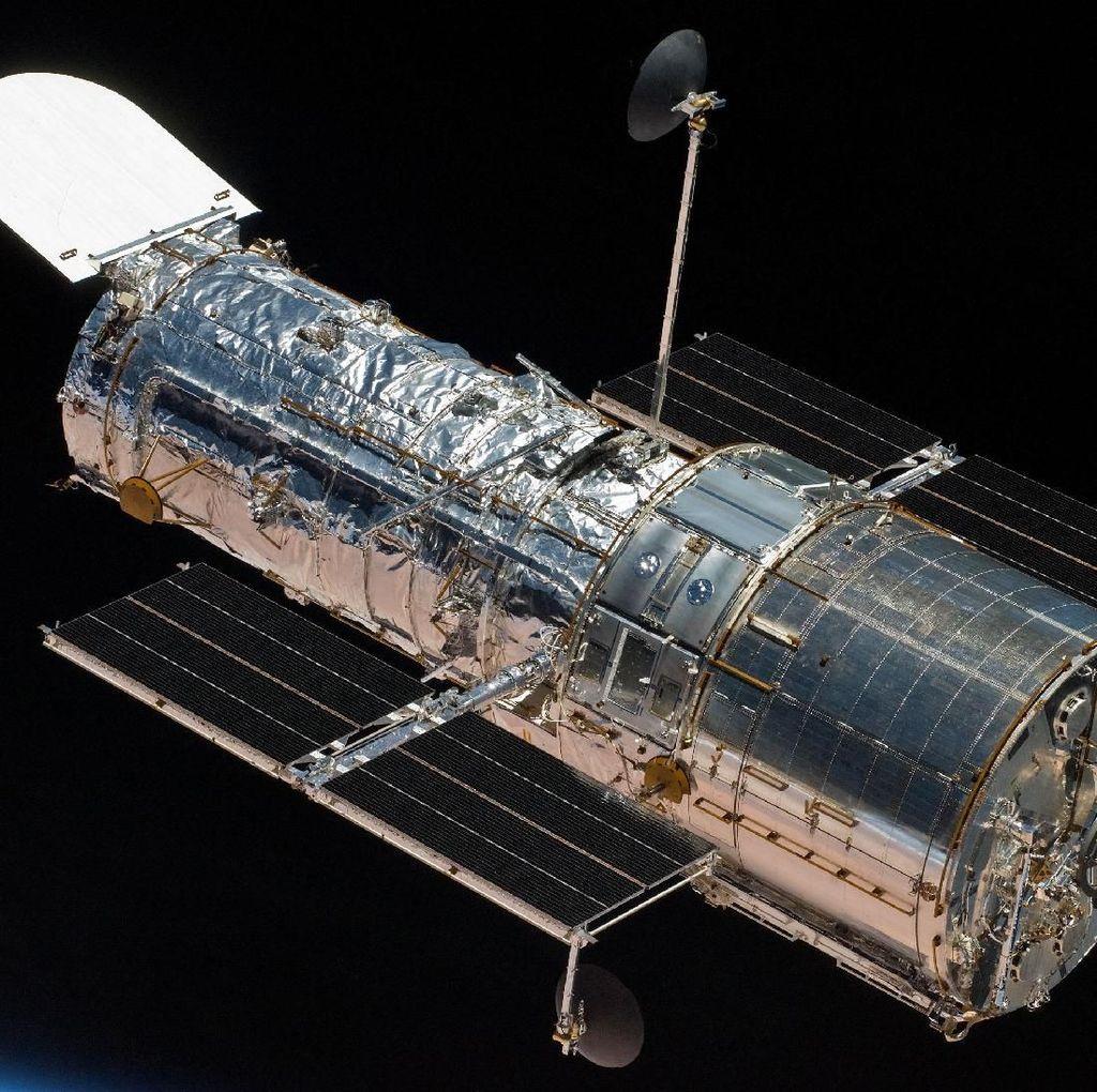Sempat Mati Suri, Begini Nasib Teleskop Hubble Sekarang