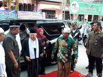 Maruf Amin: Cawapres Jokowi Kiai karena Beliau Cinta Santri