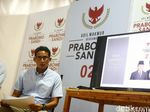 Sandiaga Penyumbang Terbesar Dana Kampanye Prabowo-Sandi