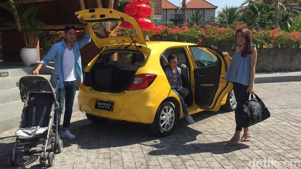 Mobil cocok untuk keluarga