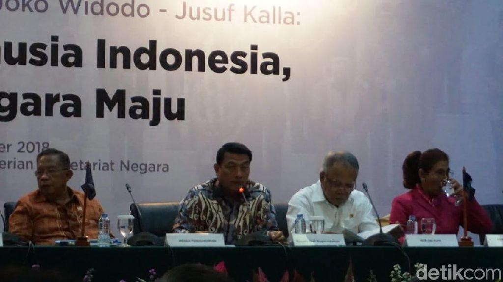 4 Tahun Jokowi-JK, Enggar: Kinerja Ekspor Meningkat