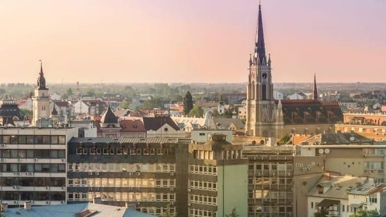 Kota Novi Sad, Serbia