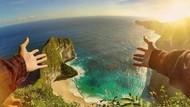 Lepas Rindu ke Pantai Kepala T-Rex di Bali