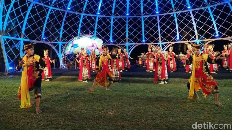 Banyuwangi punya banyak festival yang memukau (Ardian Fanani/detikTravel)