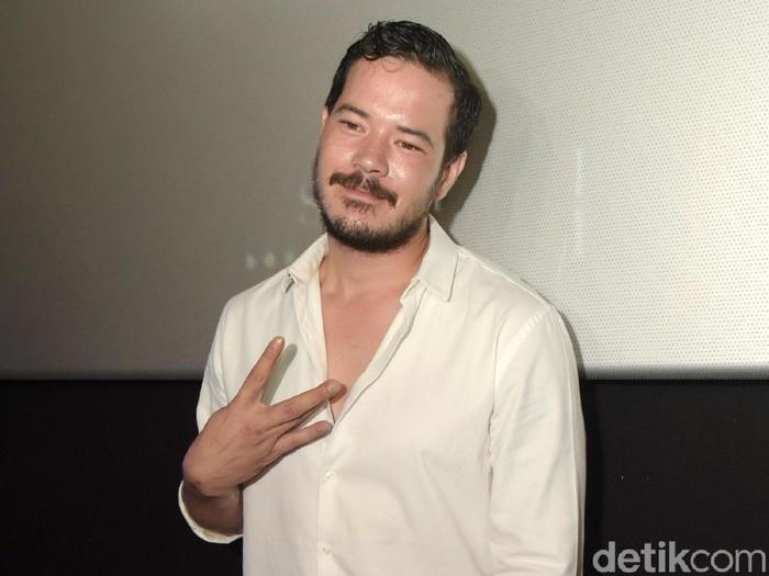 Zack Lee saat ditemui di kawasan Jakarta Pusat.