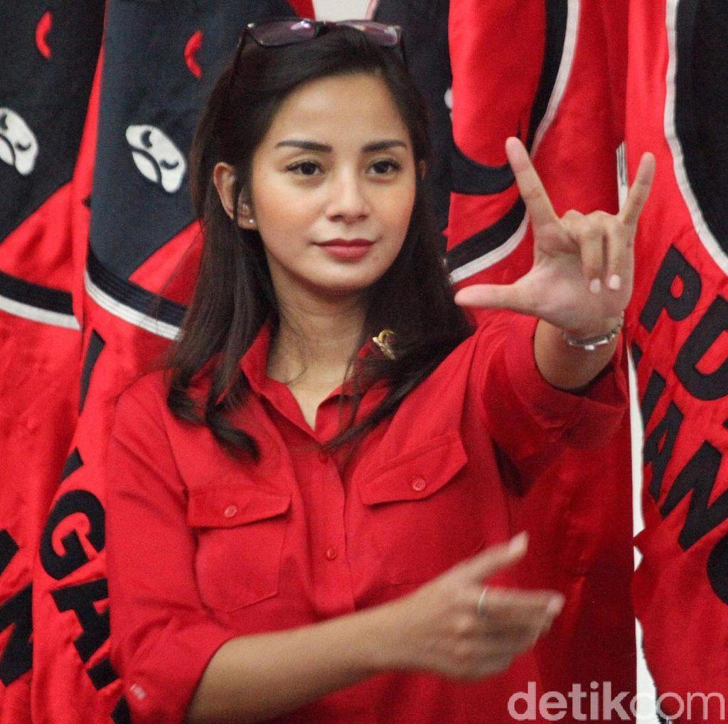 <i>Nyaleg</i> dan Ogah Jadi Pelakor, Kirana Larasati Enggan Pacari Politikus
