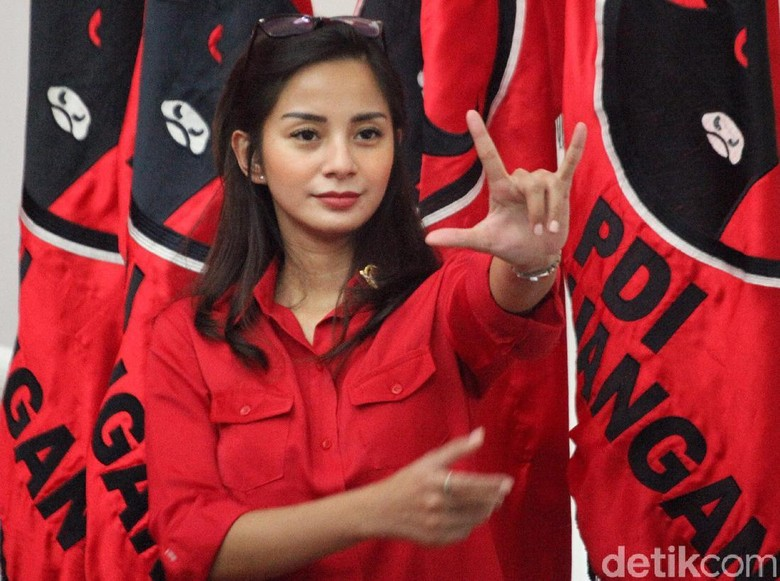 Nyaleg dan Ogah Jadi Pelakor, Kirana Larasati Enggan Pacari Politikus