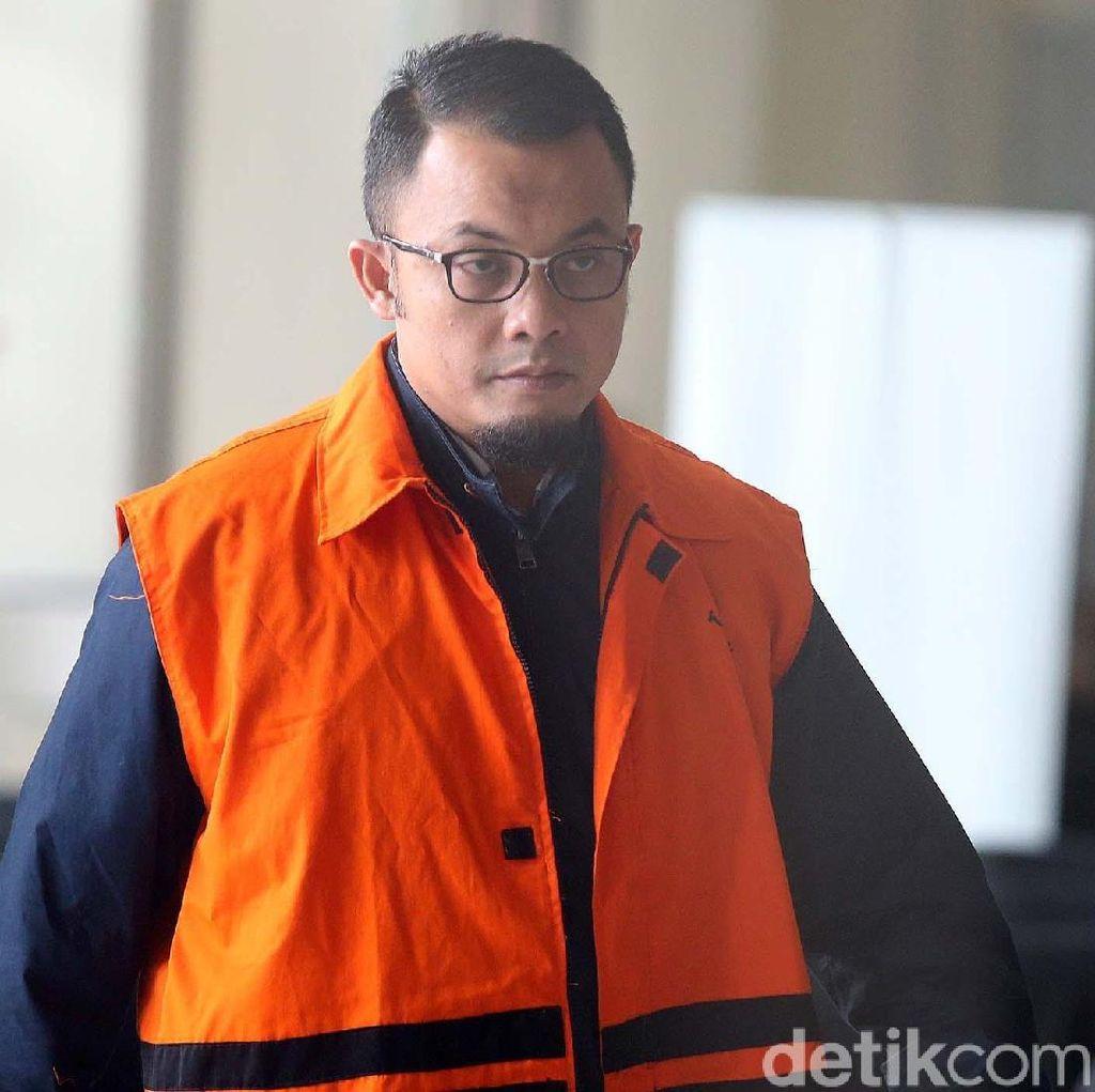 Pemeriksaan Lanjutan Anggota DPRD Lampung