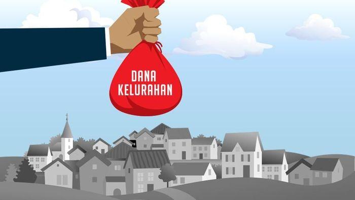 Foto: Ilustrasi Dana Kelurahan (Andhika Akbaryansyah/detikcom)