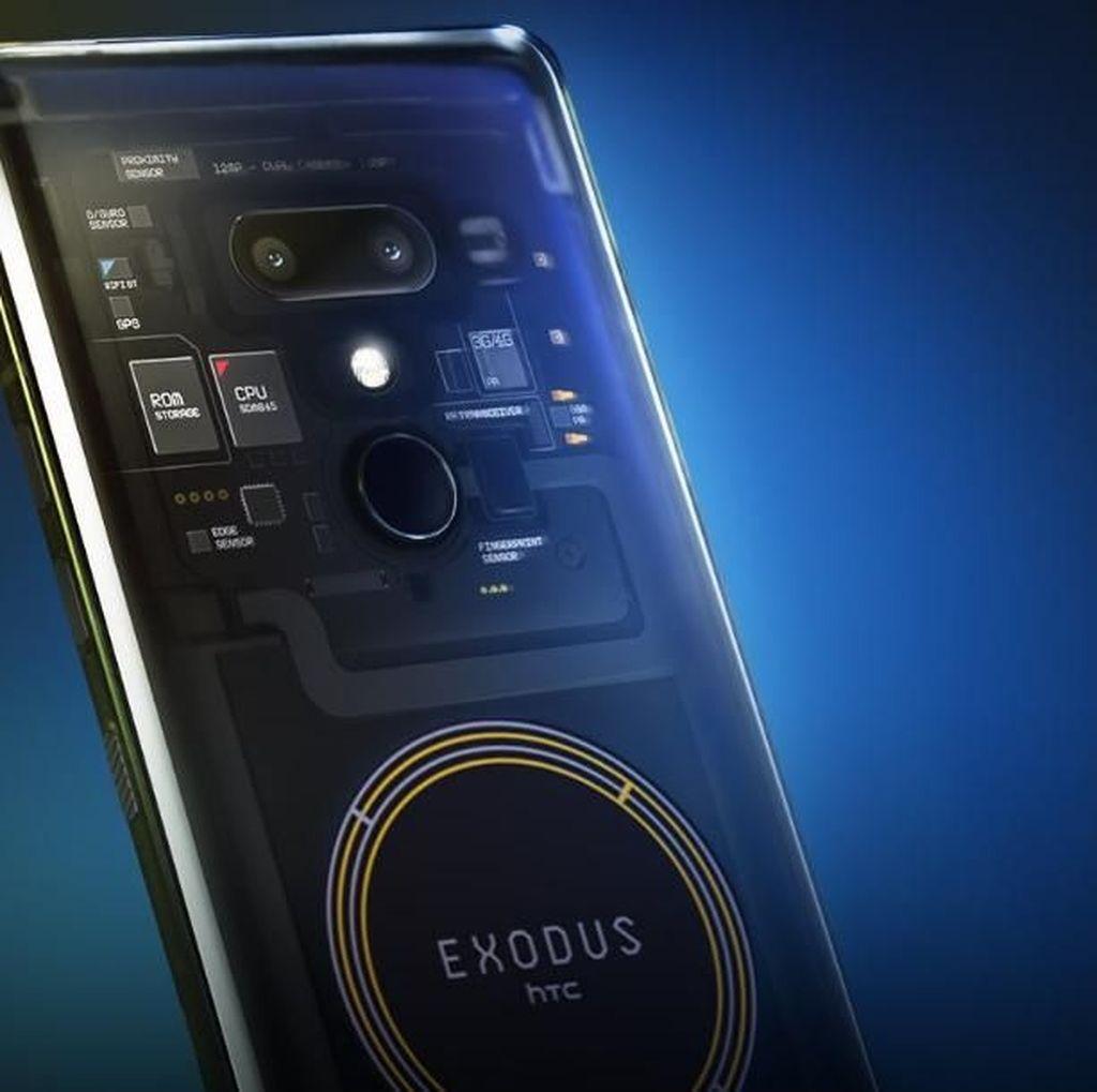 Ponsel Anyar HTC Cuma Bisa Dibeli Pakai Bitcoin