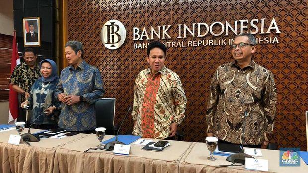 Pengumuman Hasil Rapat Dewan Gubernur Bank Indonesia