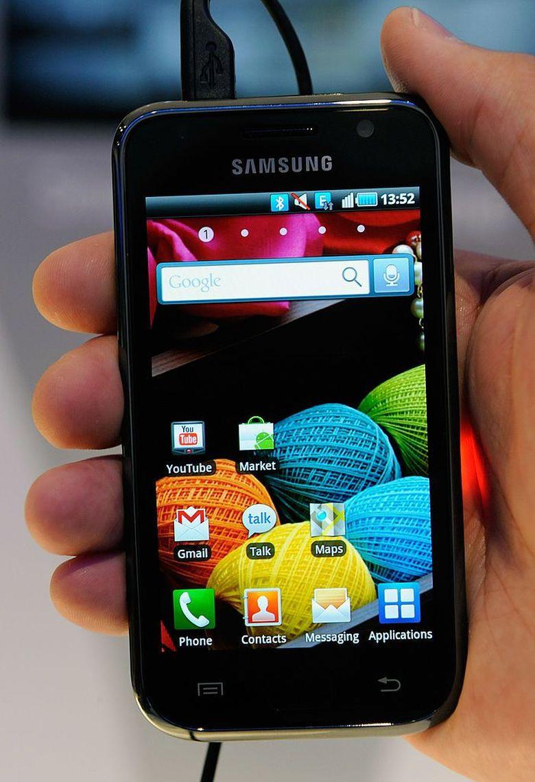 Begini Aneka Ragam Bentuk Ponsel Samsung Zaman Dulu