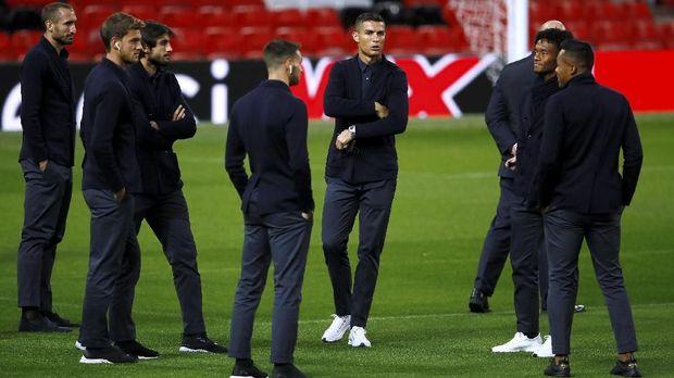 Cristiano Ronaldo tidak meminta perlakuan khusus di Juventus dan bersikap seperti pemain lainnya.