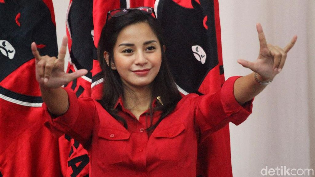 Bidik Generasi Milenial, Kirana Larasati Siap Menangkan Jokowi