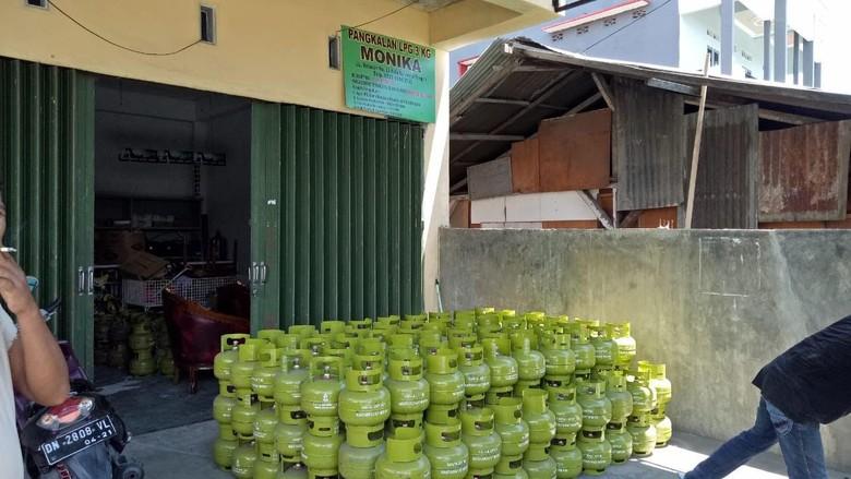 Hampir Seluruh Pangkalan Elpiji di Palu Sudah Kembali Beroperasi