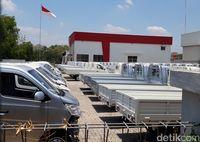 Pabrik Esemka di Boyolali justru memproduksi pick-up.