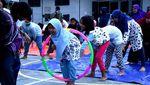 Trauma Healing untuk Kembalikan Keceriaan Anak-anak Palu