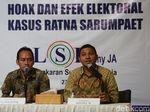 Pasca-hoax Ratna, LSI: Kaum Terpelajar ke Jokowi Naik, Prabowo Turun