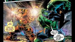 Hulkbuster Punya Armor Buat Lawan Hulk Ngamuk