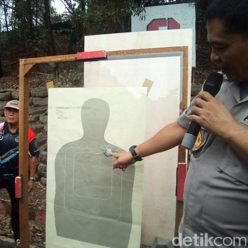 Lihat Uji Tembak, Anggota Komisi III: Peluru Nyasar Kesalahan Latihan