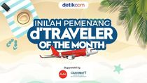 Inilah Pemenang dTraveler of The Month ke Maldives!