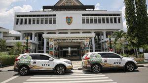 Setelah Sumatera, Honda CR-V Turbo Diuji di Kalimantan
