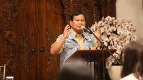 Warning Prabowo Air Laut Masuk Bundaran HI pada 2025