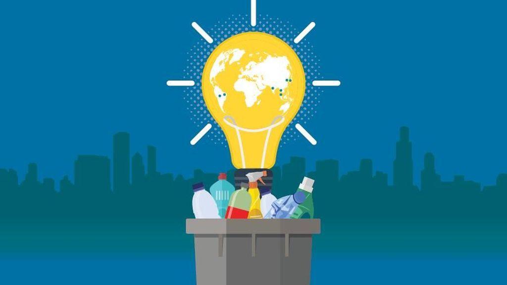 Kota di Dunia Olah Sampah Jadi Energi hingga Kompos