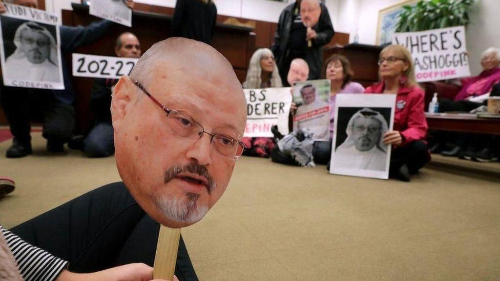 Manuver AS di Tengah Keruhnya Kasus Khashoggi