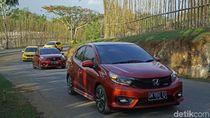 Honda Brio Terjual Hampir  2 Kali Lipat dari Target Bulanan