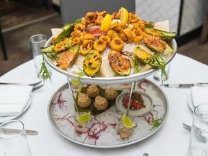 Keren! Sajian Seafood Mewah Ini Terbuat dari Bahan Nabati