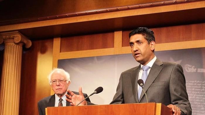 Ro Khanna, anggota Kongres Amerika Serikat, mengatakan bahwa aliran dana investasi Arab Saudi ke perusahaan teknologi di Silicon Valley harus disetop. Foto: Instagram/reprokhanna